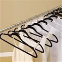 Velvet Cascading hangers